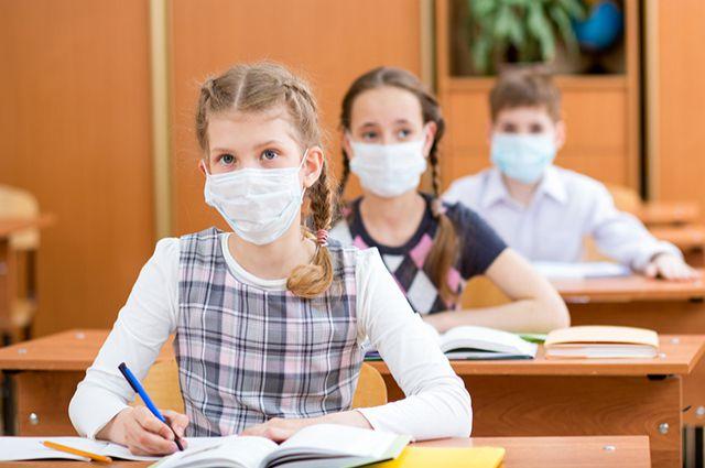 Правила во время пандемии в школе. Медицинские маски с 1 сентября 2020 в школах