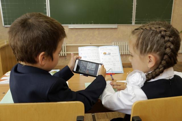 Живое общение в классах