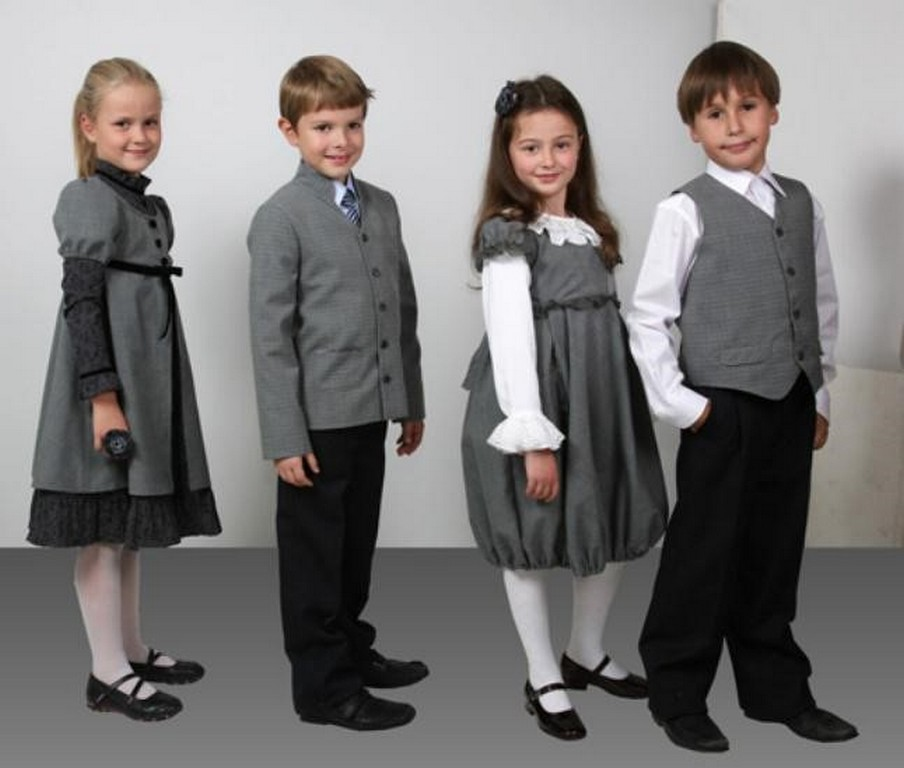 Школьная мода для мальчиков и девочек 2020/2021