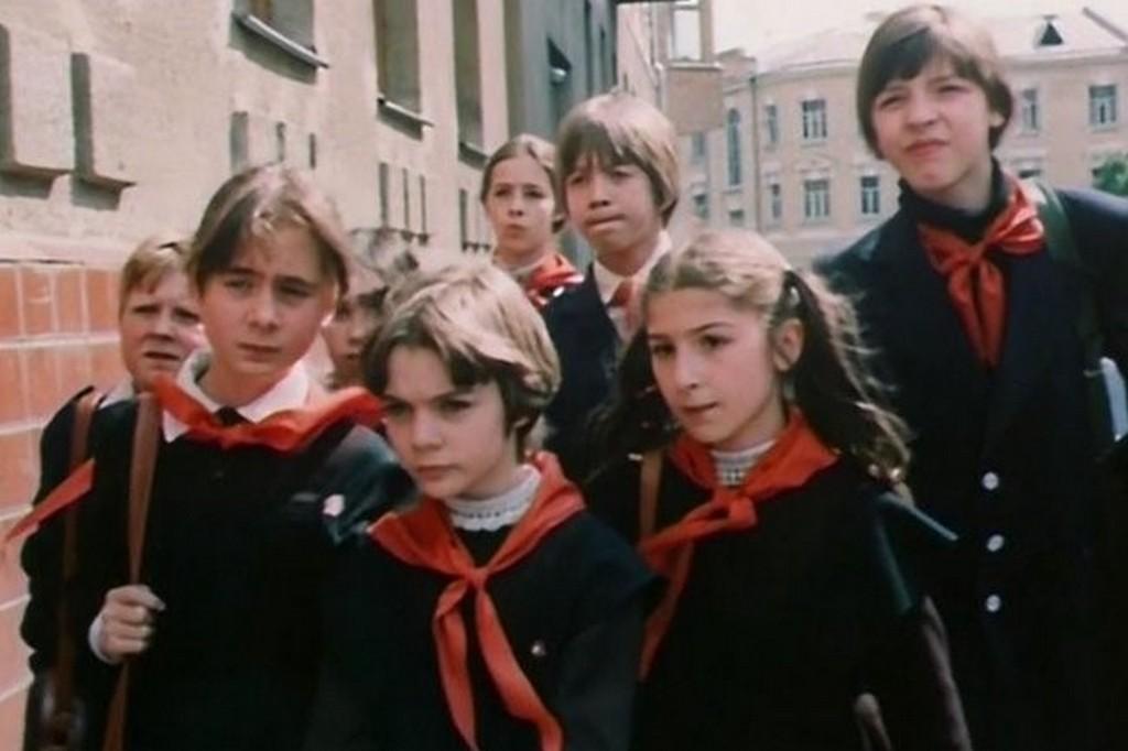«Гостья из будущего», 1985 (Фильмы о школе)