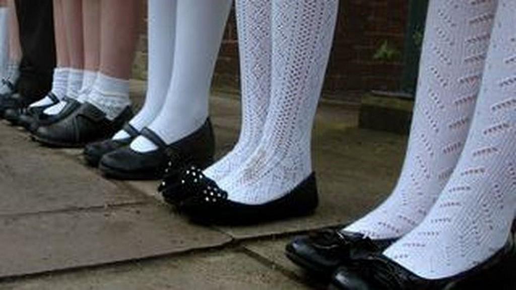 Обувь на 1 сентября
