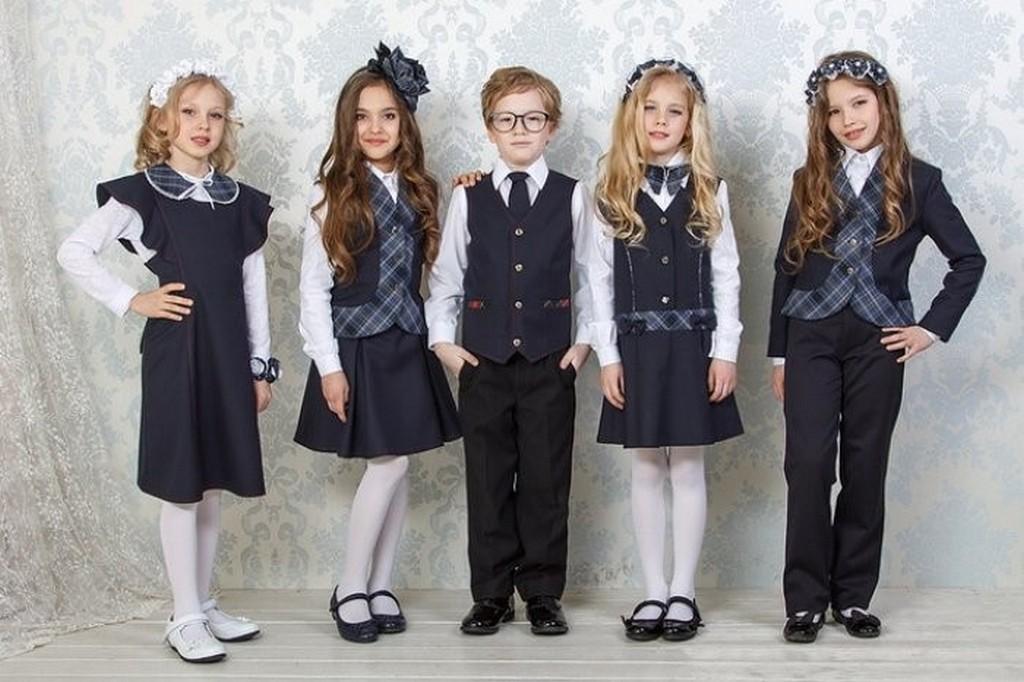 Школьная мода 2020/2021