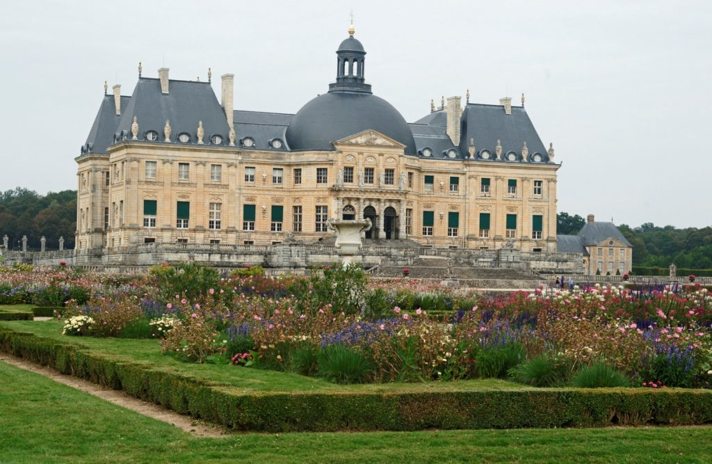 Во-ле-Виконт (Château de Vaux-Le-Vicomte)