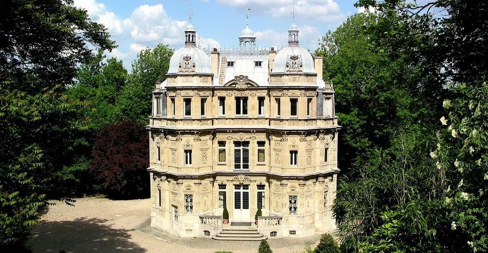 Замок Монте-Кристо (Chateau de Monte-Cristo)