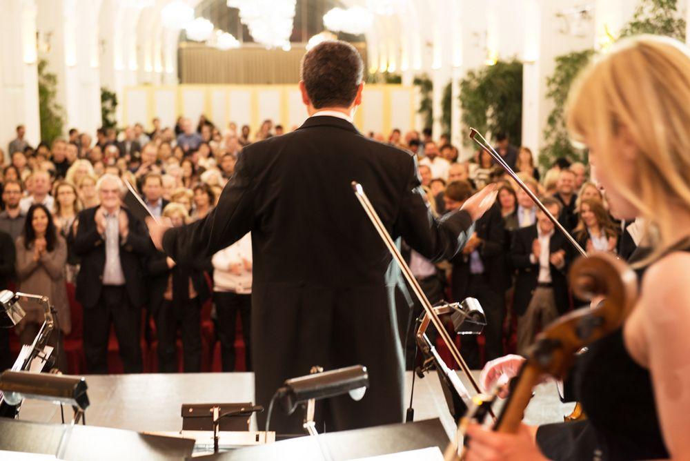 Дворцовые концерты, Дворец Шёнбрунн