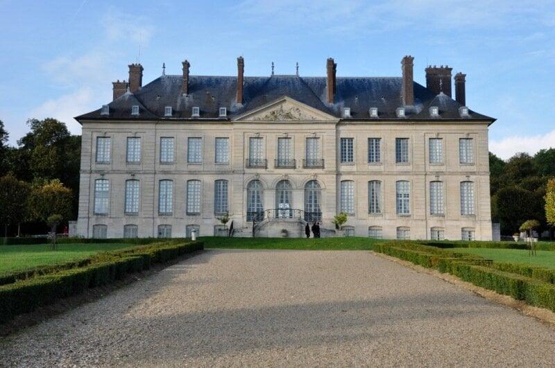 Верхний замок Виларсо (Villarceaux)