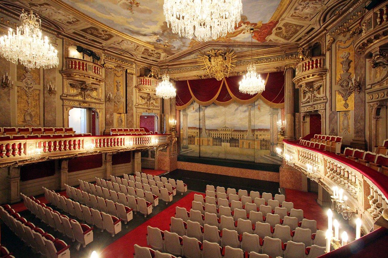 Театр, Дворец Шёнбрунн