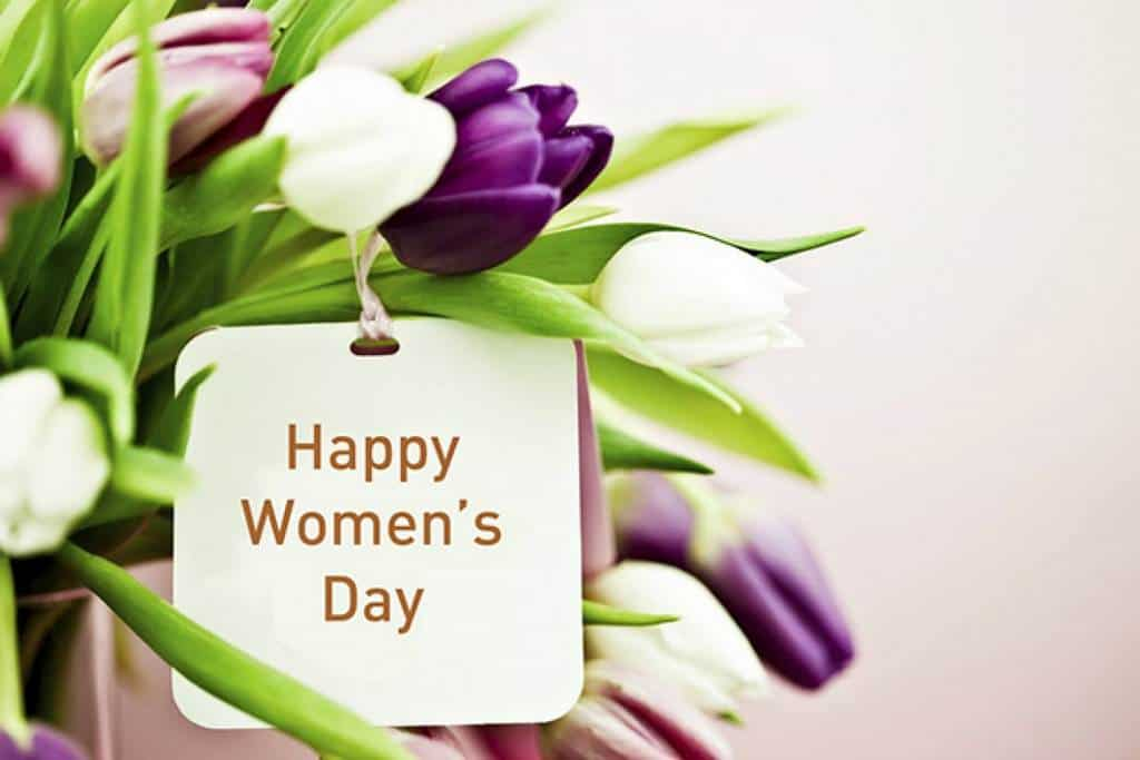 8 Марта – Счастливый женский день