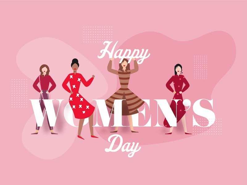 International Women's Day 2019 Highlights: Celebrating the spirit of  womanhood   Lifestyle News,The Indian ExpressInternational Women's Day