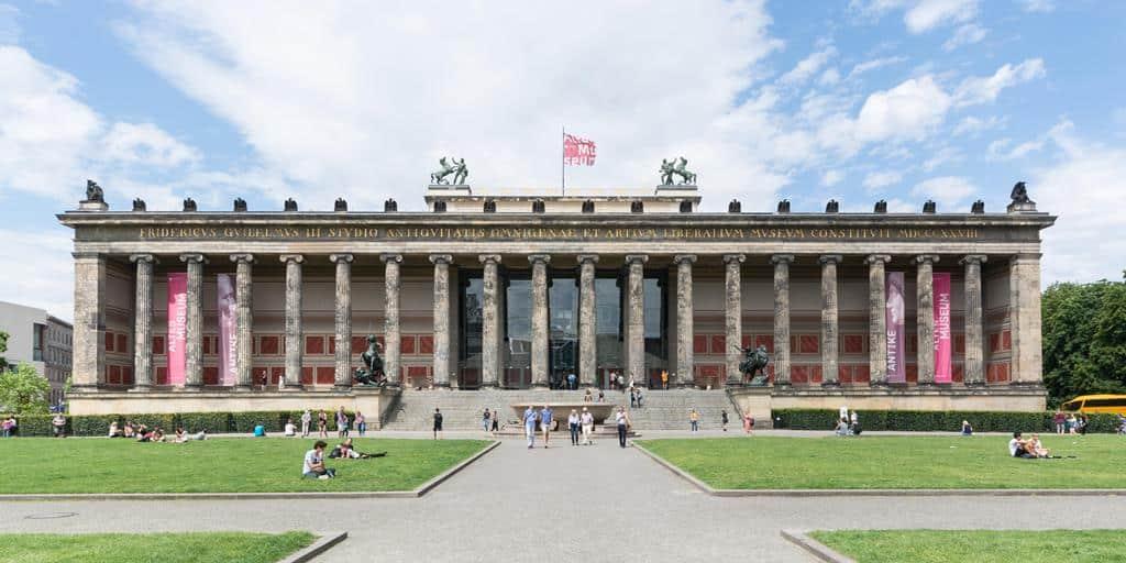 Старый музей (Altes Museum) — художественный музей, Берлин