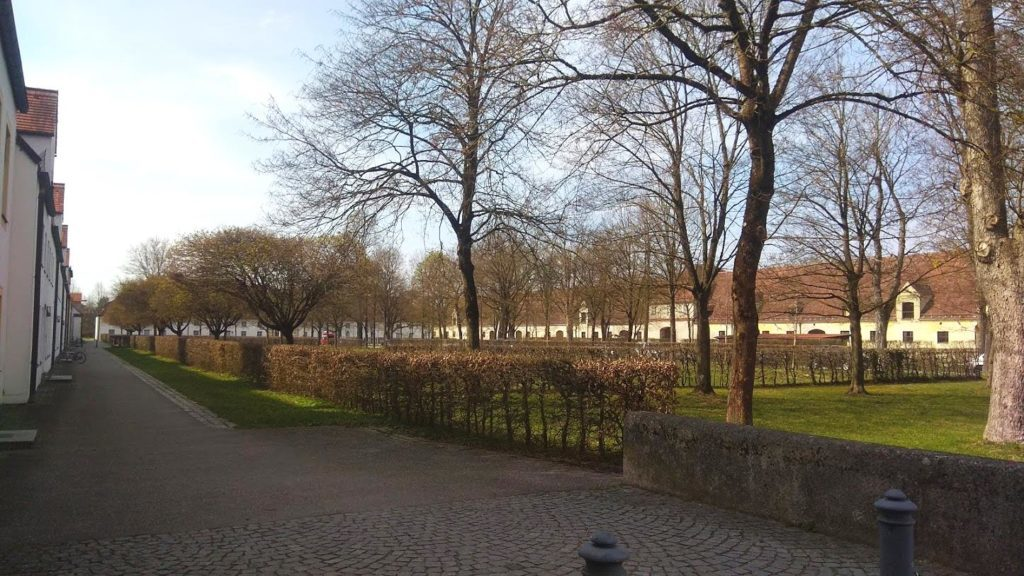 Большой «Вильгельмсхоф» (Большой «Вильгельмсхоф» (Altes Schloss Schleißheim))
