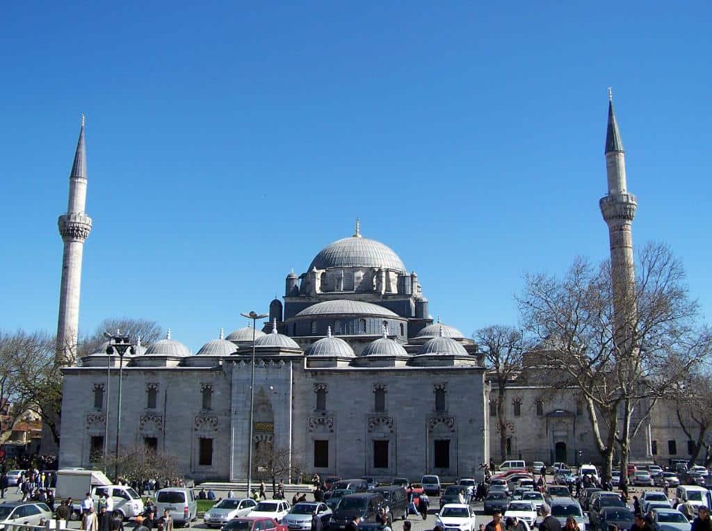 Мечеть Баезид (Bayezid Camii) Стамбул (Istanbul) - Турция