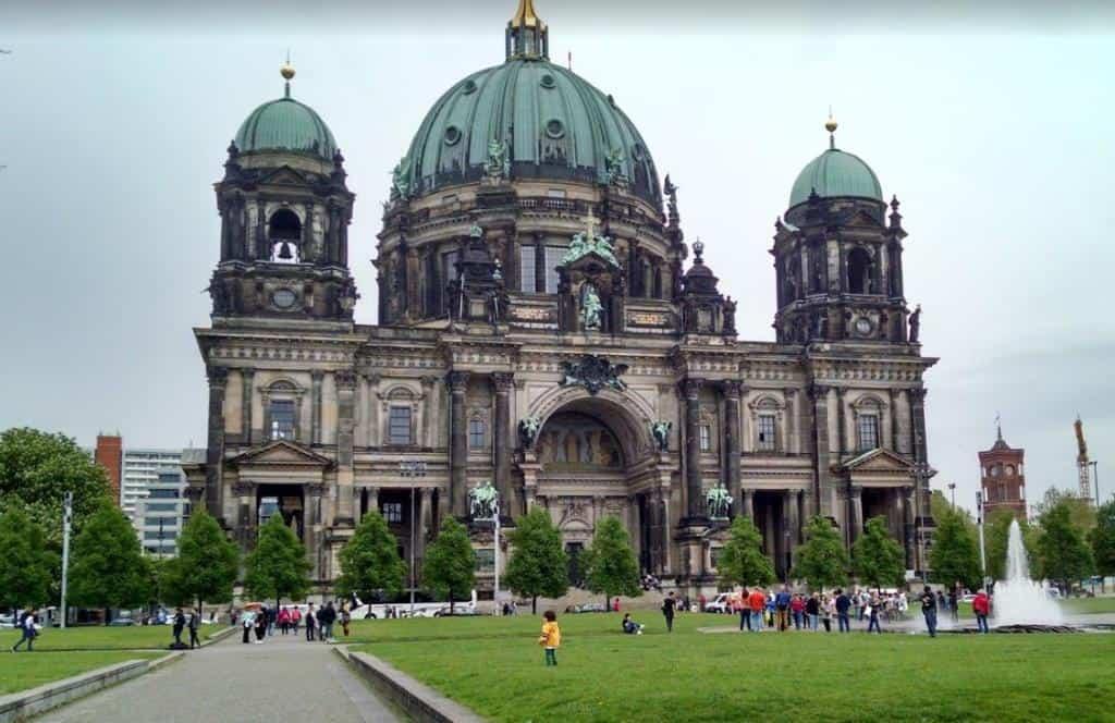 Берлинский кафедральный собор (Berliner Dom), Берлин