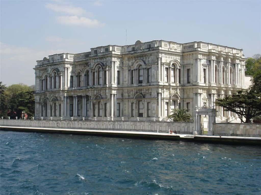 Дворец Бейлербейи (Beylerbeyi Sarayı) Стамбул (Istanbul) - Турция