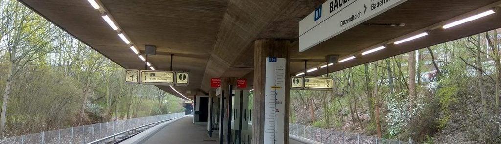 Что посмотреть в Баварии, общественный транспорт