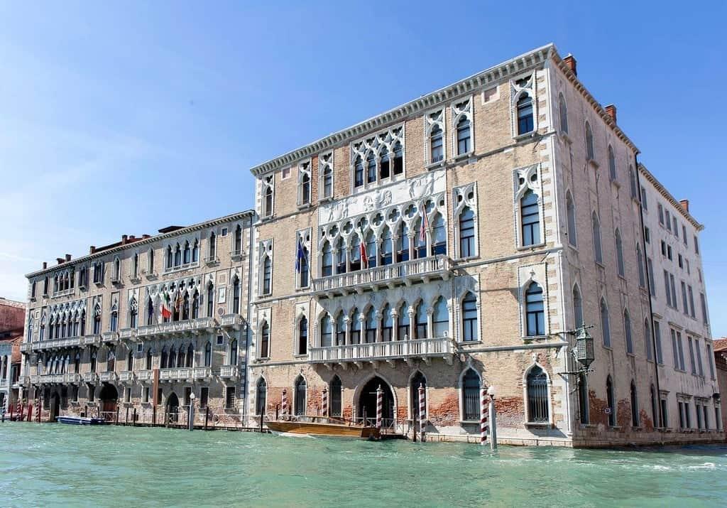 Ка-Фоскари (Ca' Foscari), Дворцы и музеи Венеции