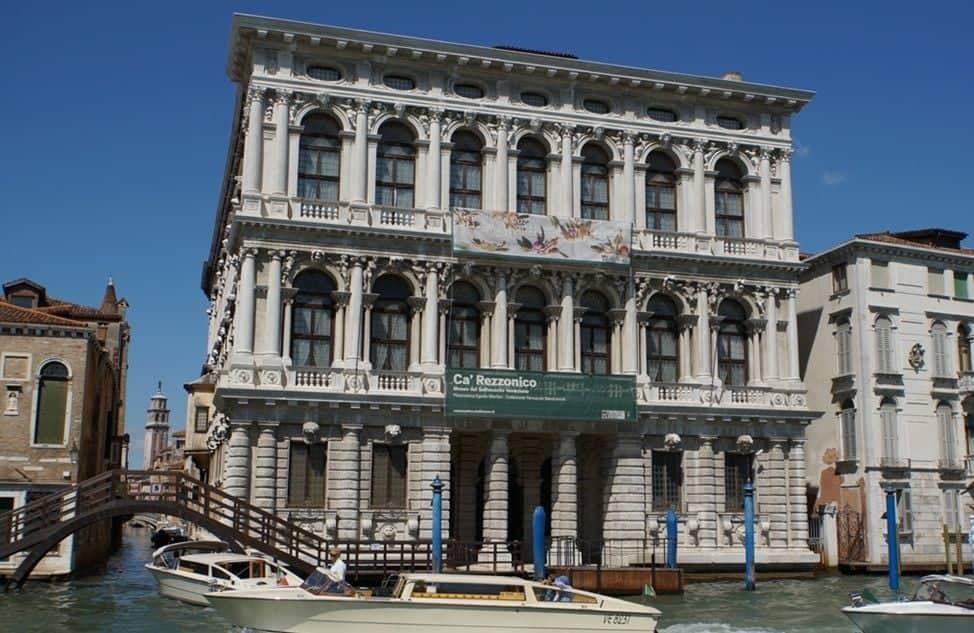 Ка-Реццонико (Ca' Rezzonico), Дворцы и музеи Венеции