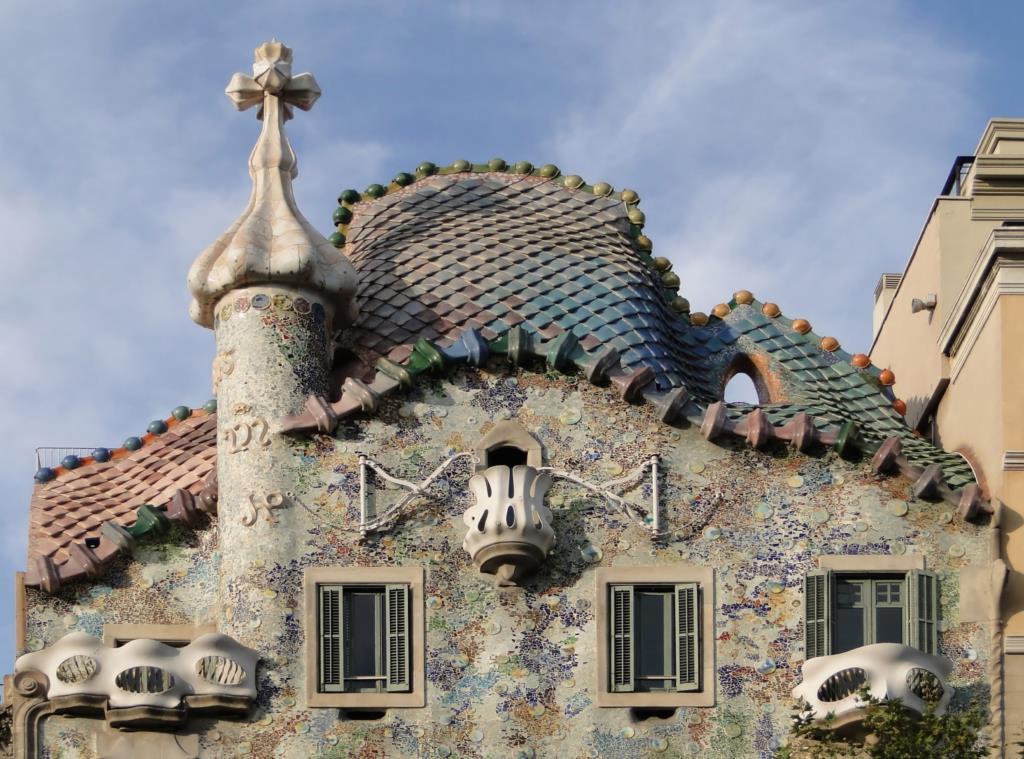 Каса-Батльо, Барселона самостоятельно