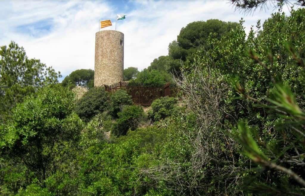 Башня Святого Хуана (Castell de Sant Joan) Льорет-де-Мар