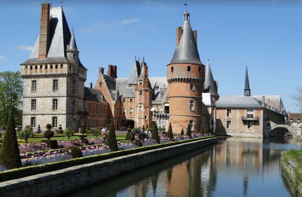 Замок Ментенон (Parc et Chateau de Maintenon)