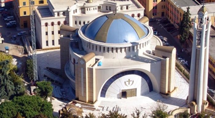 Собор Воскресения Христова, Тирана