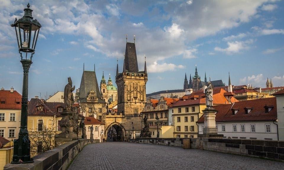 Карлов мост (Karlův most) Прага (Praha) – Чехия