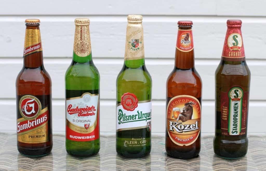 Чешское пиво (České pivo)