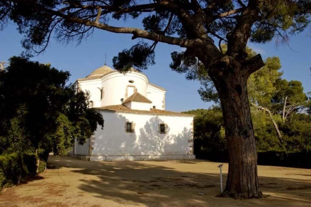 Часовня Святой Кристины в Льорет-де-Мар (Ermita de Santa Cristina)