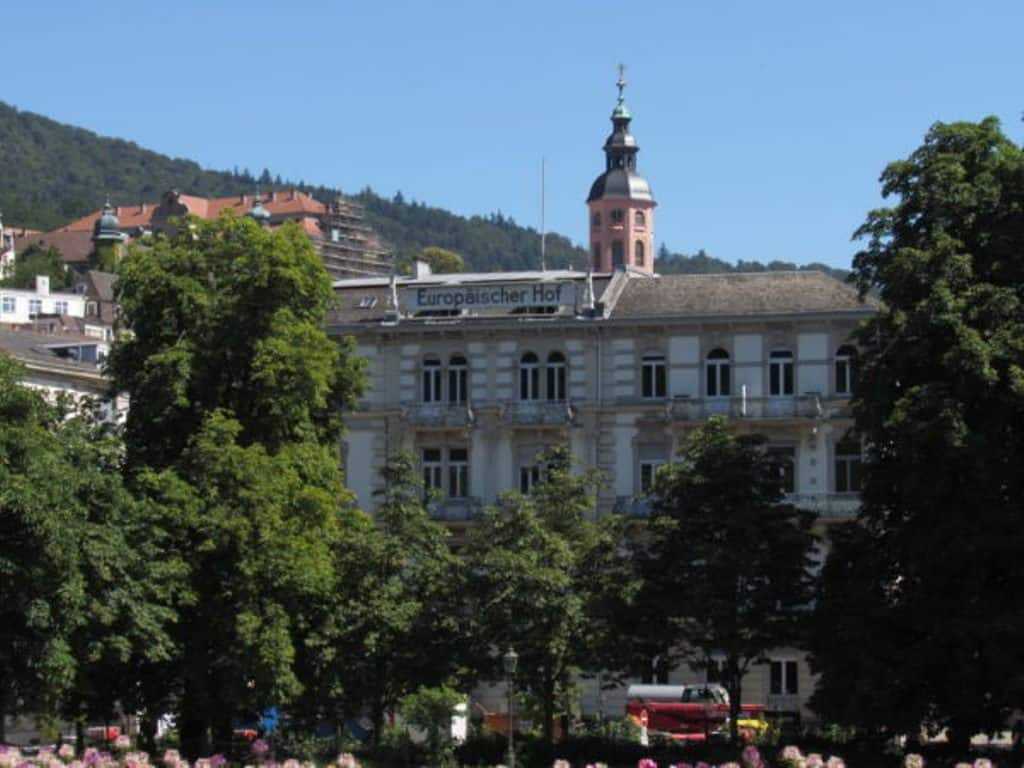 Гостиница Europäischer Hof