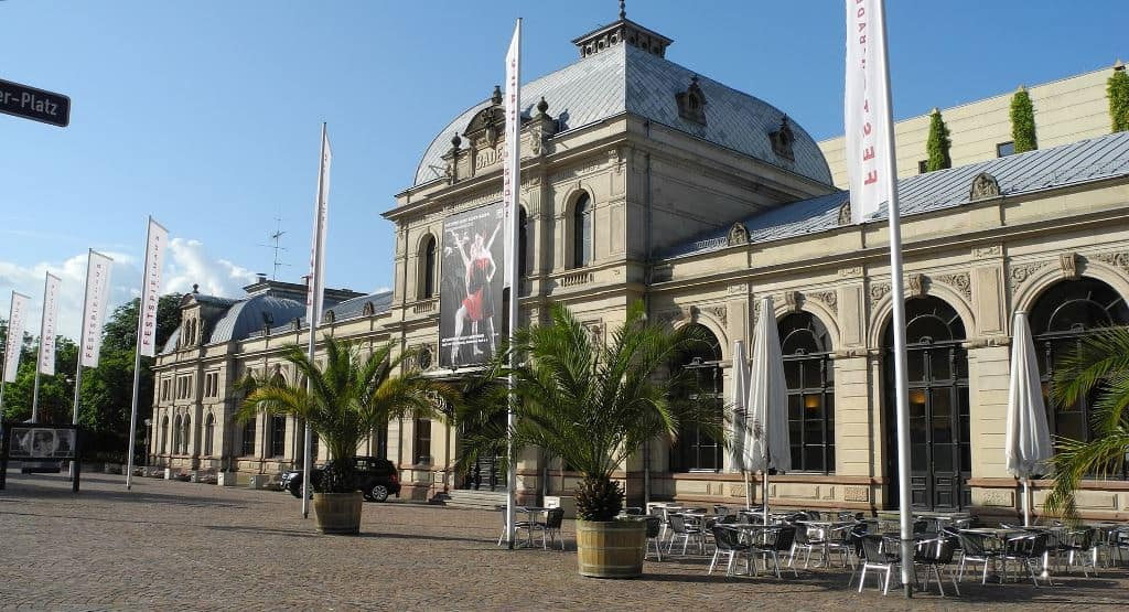 Зал музыкальных фестивалей (Festspielhaus Baden-Baden)