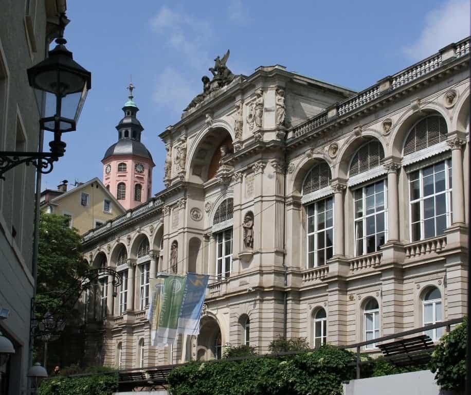 Фридрихсбад (Friedrichsbad Baden-Baden)