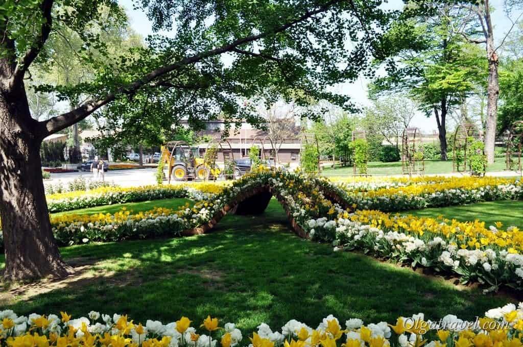 Парк Гюльхане (Gulhane Park)