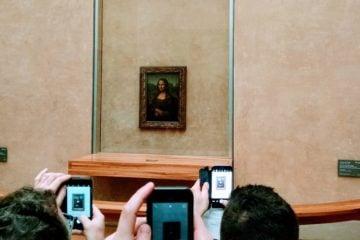 Мона Лиза Джаконда, Лувр