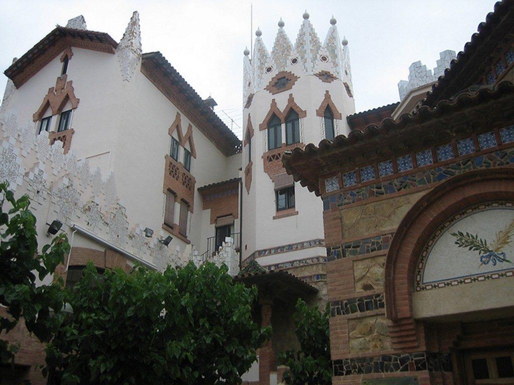 Церковь Сан-Рома, Коста Брава: Льорет-де-Мар