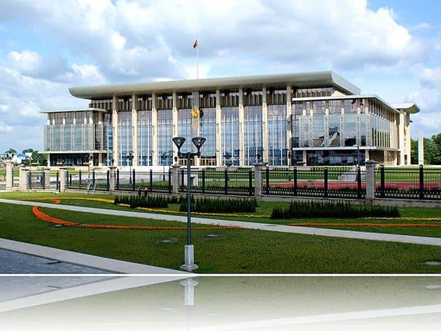 Дворец Независимости (Палац Незалежнасцi)