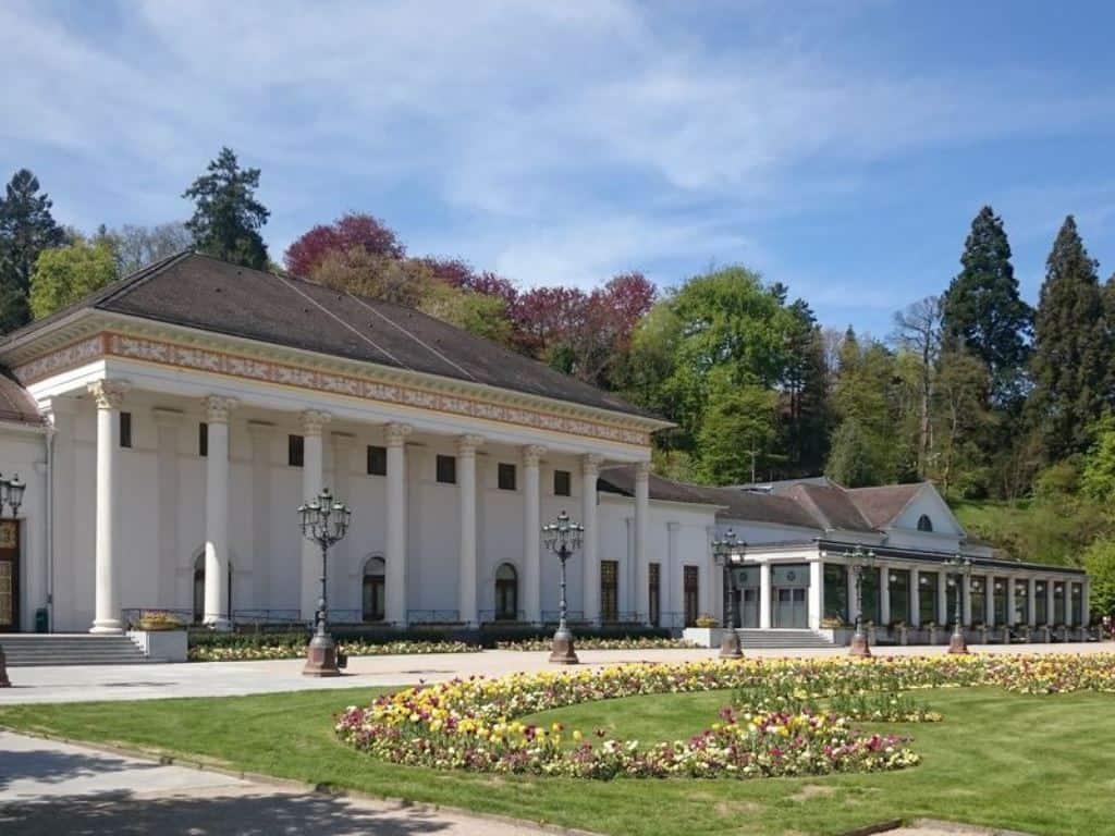 Курортный дом Баден-Баден (Kurhaus Baden-Baden)
