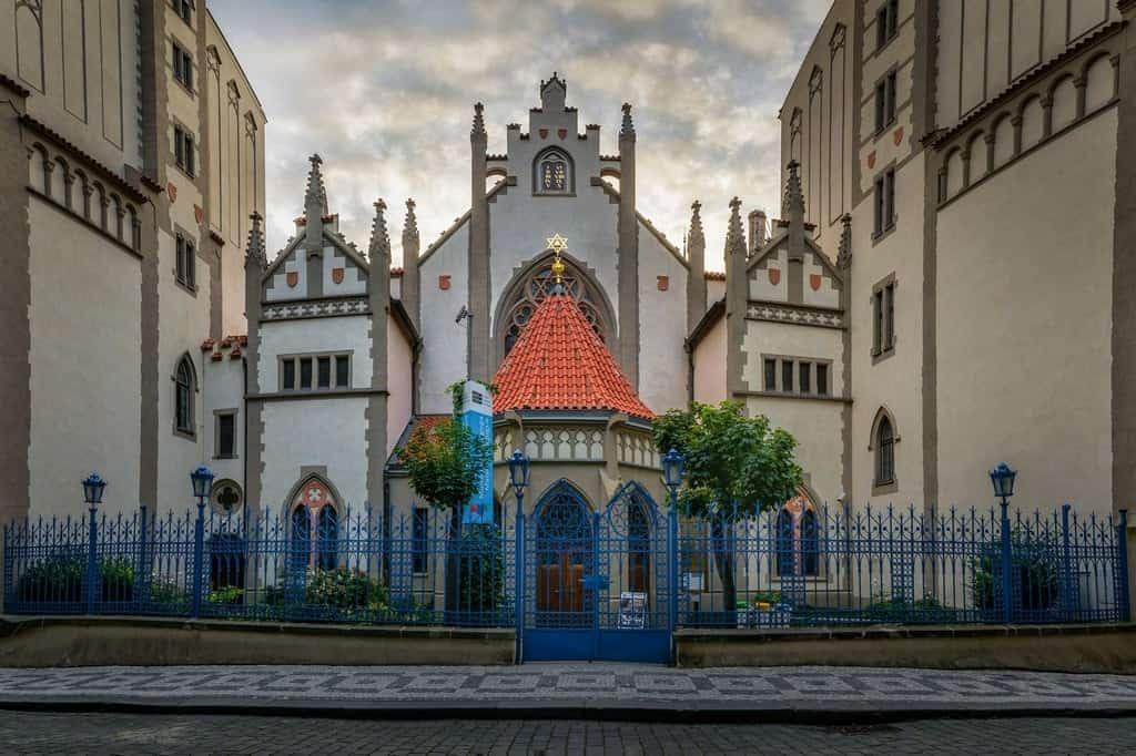 Майзельская синагога