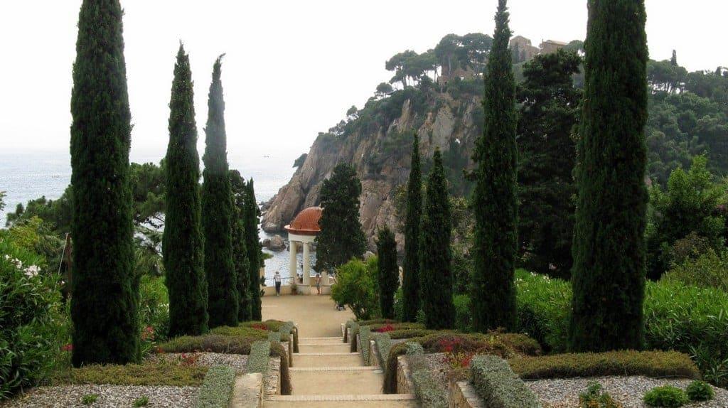 Ботанический сад Маримуртра (Marimurtra)