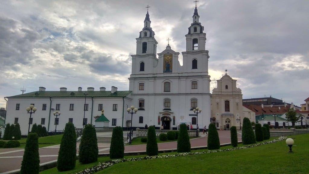Минский Свято-Духов кафедральный собор - Сабор Сашэсця Святога Духа
