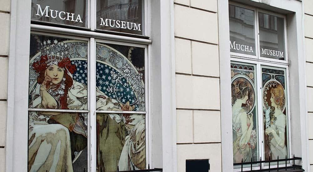 Музей Мухи (Mucha Museum)