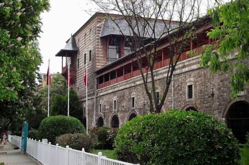 Музей турецкого и исламского искусства (Türk ve İslam Eserleri Müzesi)