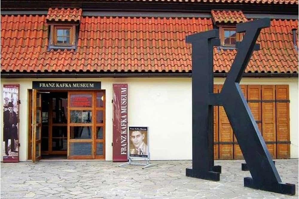 Музей Франца Кафки (Muzeum Franze Kafky)