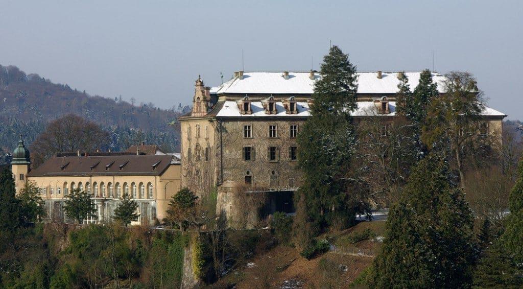 Новый замок (Neues Schloss Baden-Baden)