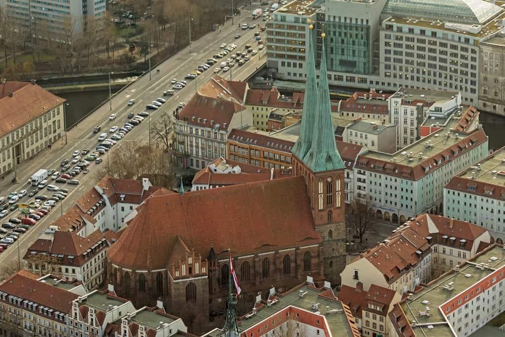 Церковь святого Николая (Nikolaiviertel)