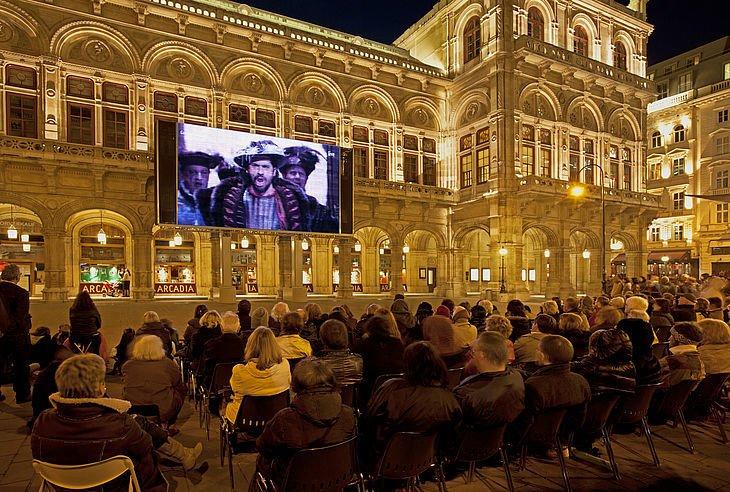 Опера в прямом эфире, Вена