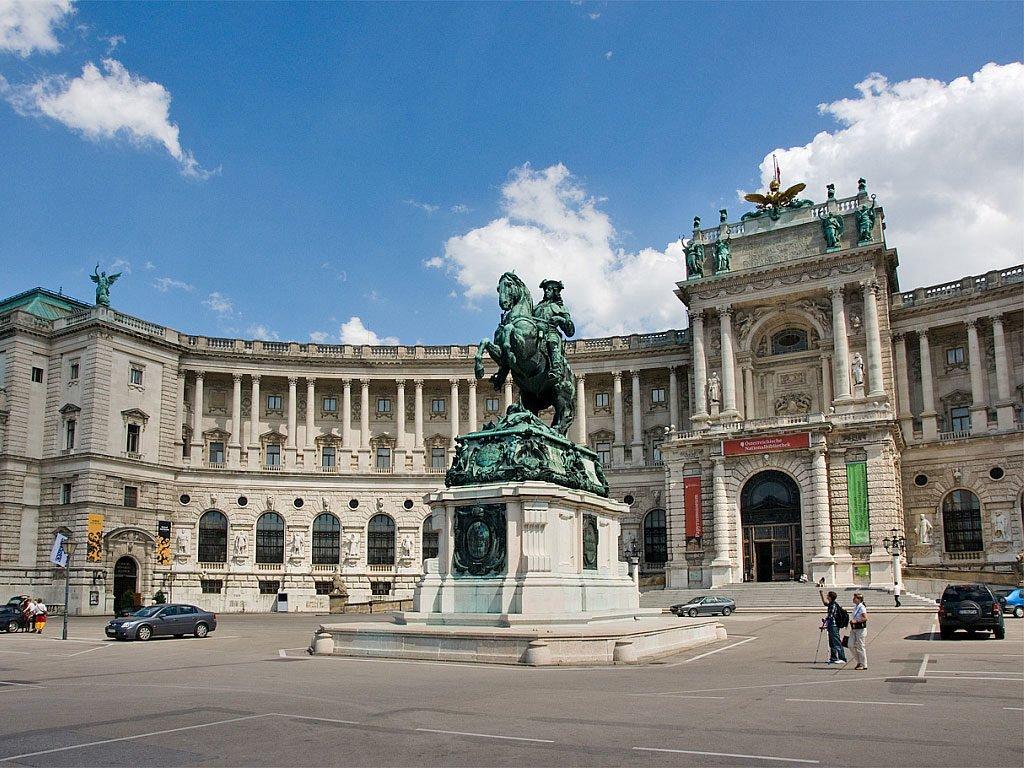 Дворцовый комплекс Хофбург (Hofburg), Вена
