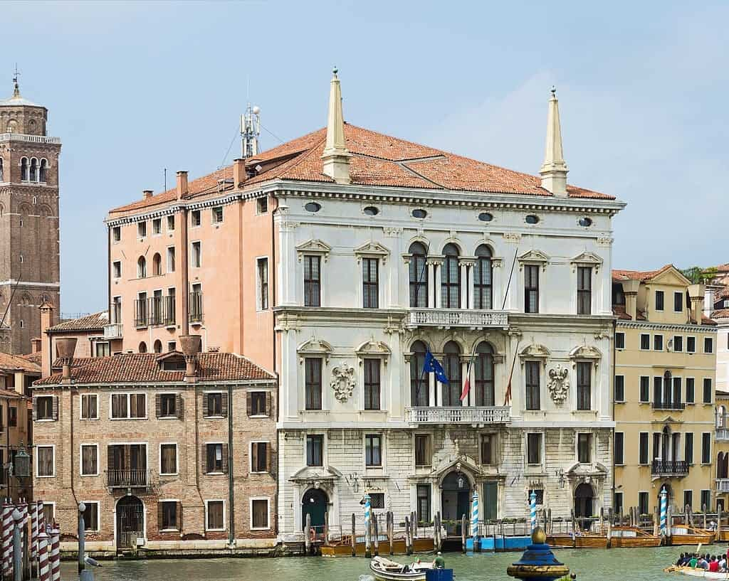 Палаццо Бальби (Palazzo Balbi) Дворцы и музеи Венеции