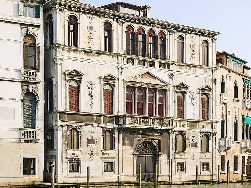 Палаццо Мочениго (Санта Кроче) (Palazzo Mocenigo (Santa Croce)