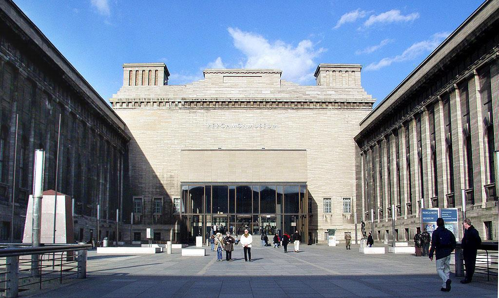 Пергамский музей (Pergamonmuseum)