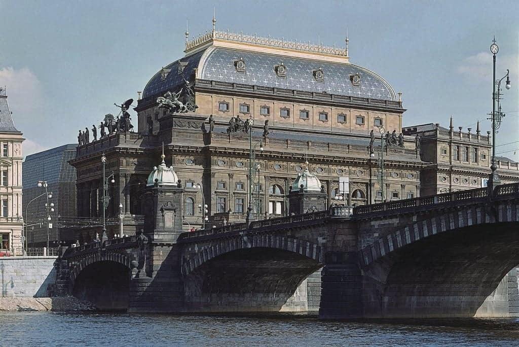 Национальный театр в Праге